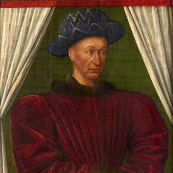 Karol VII Walezjusz, zwany Zwycięskim (fot. domena publiczna)