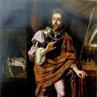 Kenneth I Macalpin (fot. domena publiczna)