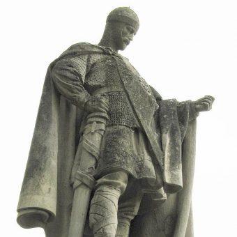 Konrad I (fot. Oliver Abels (SBT), lic. CC BY 2.5)