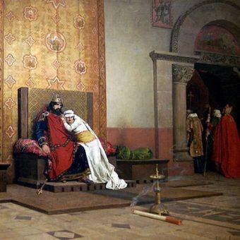 Ekskomunika Roberta II Pobożnego.