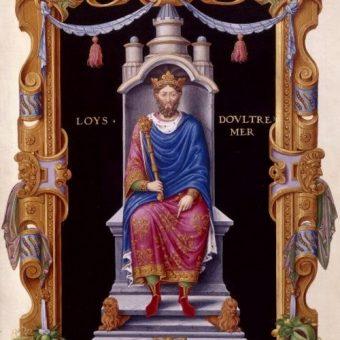 Ludwik IV Zamorski (fot. domena publiczna)
