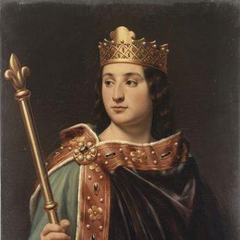 Ludwik V Leniwy (fot. domena publiczna)