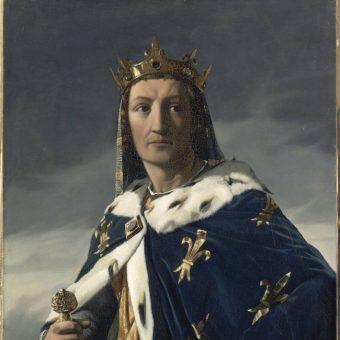 Ludwik VIII Lew (fot. domena publiczna)