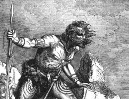 Piktyjski wojownik (fot. domena publiczna)