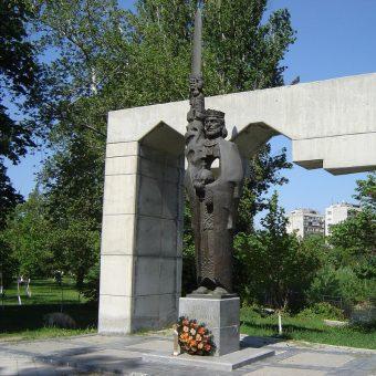 Pomnik Iwana Asena II (fot. Martin Kostov, lic. CC BY-SA 3.0)