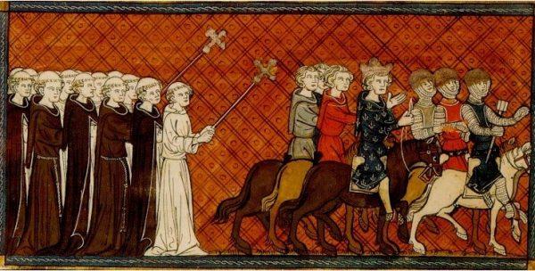 Siódma krucjata (fot. domena publiczna)