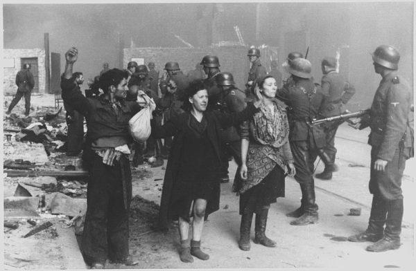 Likwidacja getta doprowadziła do wybuchu powstania.