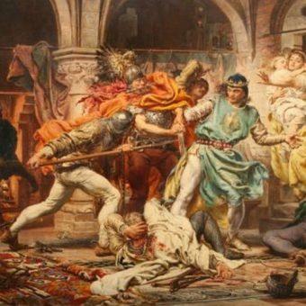 Przemysł II zapłacił najwyższą cenę za zdobycie władzy.