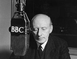W czasie wojny zarówno audycje BBC, jak i audycje Polskiego Radia, podlegały cenzurze. Zdjęcie poglądowe.