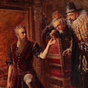 Alchemicy cieszyli się na europejskich dworach dużym poważaniem.