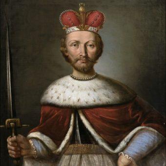 Portret Zygmunta Kiejstutowicza.