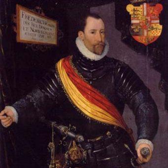 Portret Fryderyka II.