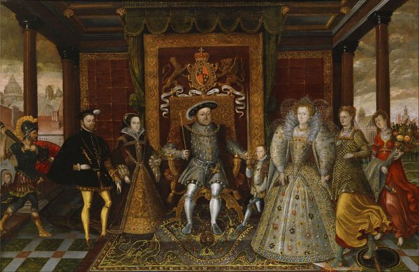 Henryk VIII panicznie bał się o bezpieczeństwo swojego jedynego żyjącego syna i następcy tronu, Edwarda. Małego księcia nikt nie mógł dotykać. Służący testowali na okoliczność zatrucia nawet jego nocnik.