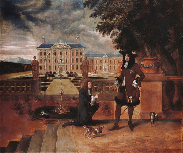 Angielski król Karol II padł ofiarą eksperymentów alchemicznych, które prowadził w swoim laboratorium.