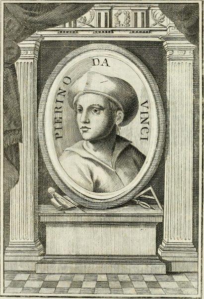 Ludzie spokrewnieni z Leonardem da Vinci, jeśli żyją, są potomkami rodzeństwa genialnego wynalazcy (na ilustracji jego bratanek Pierino da Vinci).