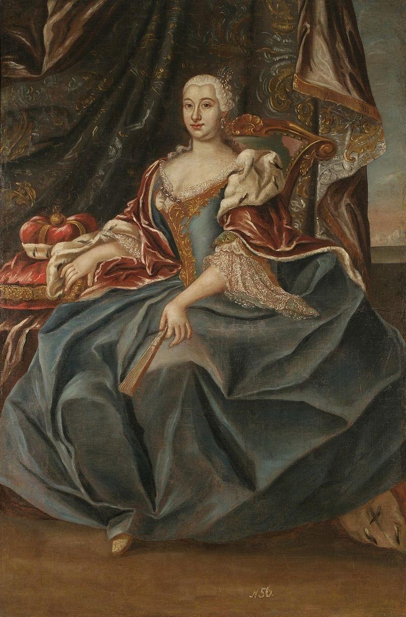Anna z Mycielskich (fot. domena publiczna)