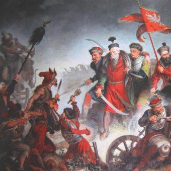 Bitwa pod Cecorą (fot. domena publiczna)