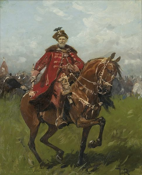 Stefan Czarniecki był mistrzem wojny szarpanej.