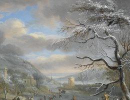 Zima na przełomie 1783 i 1784 roku była wyjątkowo mroźna. Za obniżenie temperatur odpowiadała trwająca od czerwca erupcja wulkanu Laki.