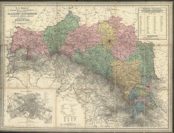 Galicja i Lodomeria była prawdziwą wylęgarnią świadomości narodowej.
