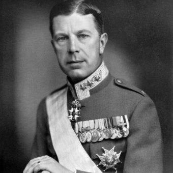 Gustaw VI Adolf.