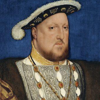 Portret Henryka VIII.