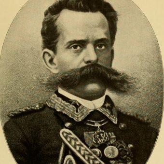 Król Włoch Humbert I.