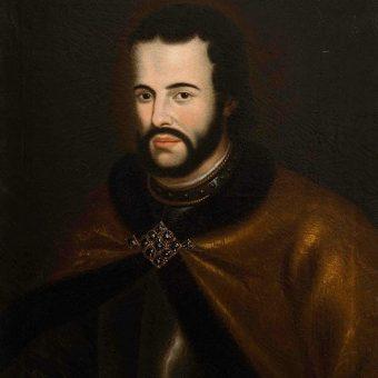 Portret Iwana V Romanowa.