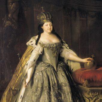 Portret Anny Romanowej.