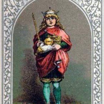 Ludwik IV Dziecię (fot. domena publiczna)