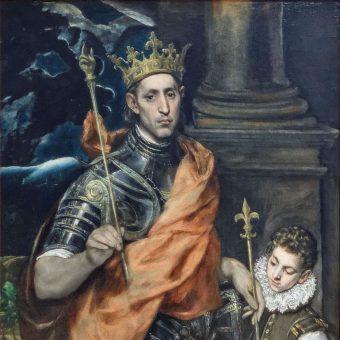 Ludwik IX Święty (fot. domena publiczna)