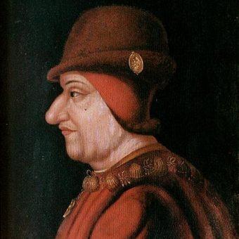 Ludwik XI (fot. domena publiczna)