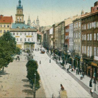 Czy na przełomie XIX i XX wieku we Lwowie różne narodowości naprawdę żyły ze sobą w harmonii.