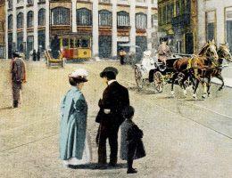 Książka Klevemana opisuje miasto, którego już nie ma.