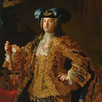 Portret cesarza Franciszka I.