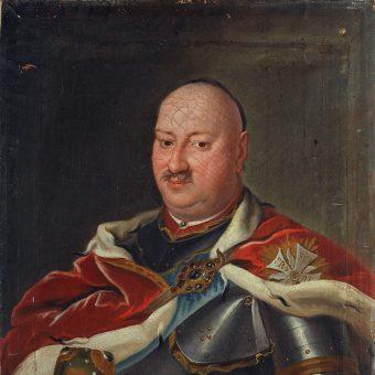 Michał Kazimierz Radziwiłł zwany Rybeńko (fot. domena publiczna)
