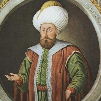 Murad I (fot. domena publiczna)