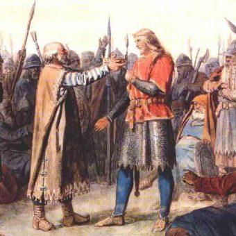 Olaf I Tryggvason (fot. domena publiczna)
