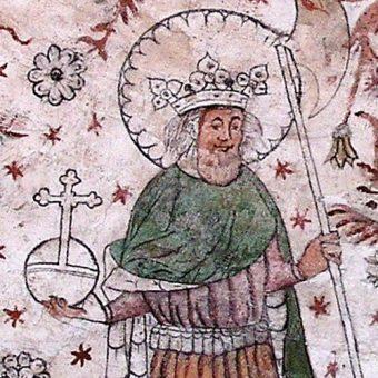 Olaf II Święty (fot. domena publiczna)