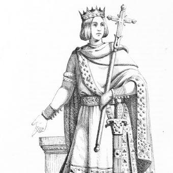 Olaf III Skötkonung (fot. domena publiczna)