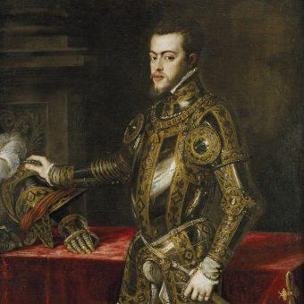 Portret Filipa II.