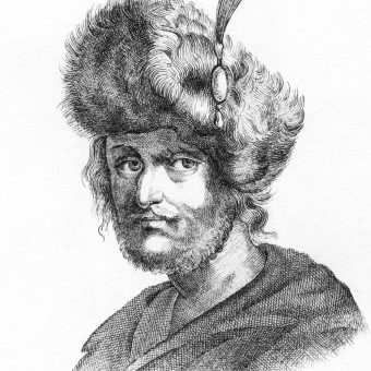 Wizerunek Dymitra Samozwańca II.