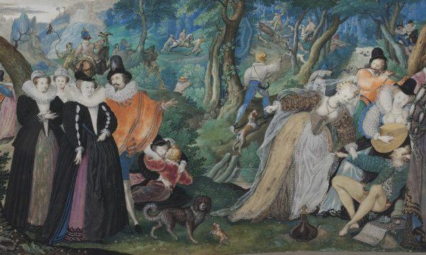 Moda na nieskazitelne, białe twarze i suknie zasłaniające całe ciało wyjątkowo negatywnie odbijała się na zdrowiu renesansowych kobiet.