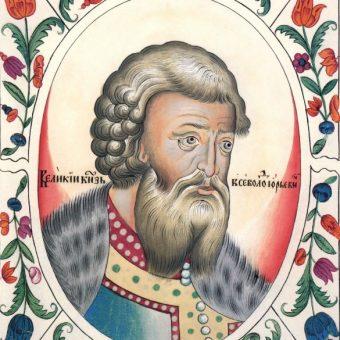 Wizerunek Wsiewołoda III.