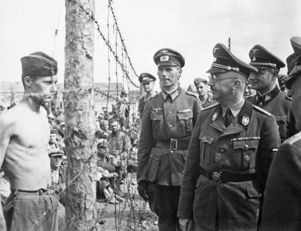 Obozy dla sowieckich jeńców można bez przesady nazwać obozami śmierci.