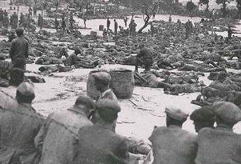 Sowieccy jeńcy w Stalagu 328.