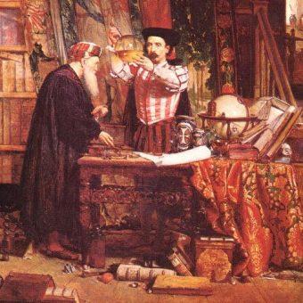 Alchemiczne eksperymenty były nie tylko nieskuteczne, ale i śmiertelnie niebezpieczne.
