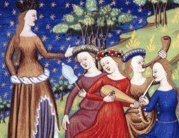 Życie średniowiecznych kobiet nie było bułką z masłem...