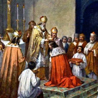 Koronacja Wratysława II.