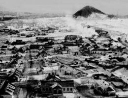 Liczba ofiar obozu w Workucie wciąż jest nieznana. Na zdjęciu obóz między 1940 a 1945 rokiem.